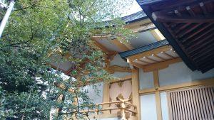 大塚天祖神社 本殿