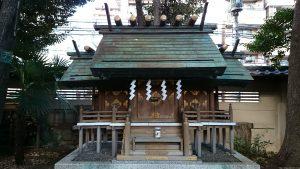 大塚天祖神社 熊野社・厳島社・菅原社