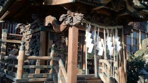 飛木稲荷神社 日枝神社 (4)