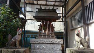 寄木神社 稲荷社
