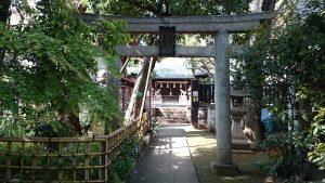 多武峯内藤神社 鳥居