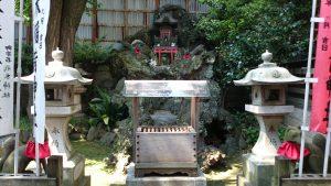 飛木稲荷神社 奥社稲荷神社 (1)