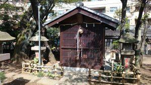 多武峯内藤神社 神馬殿