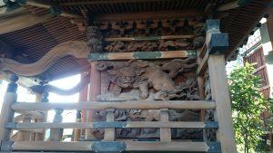 飛木稲荷神社 日枝神社 (3)