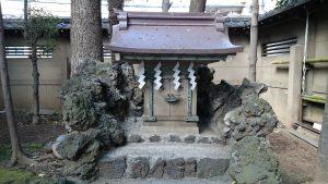 大塚天祖神社 三峯社・榛名社