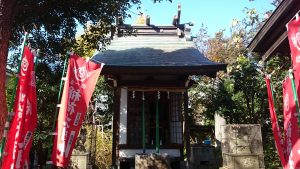 三谷八幡神社 出世稲荷神社 (2)