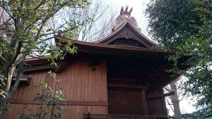 滝野川八幡神社 本殿