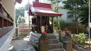 多武峯内藤神社 境内社殿