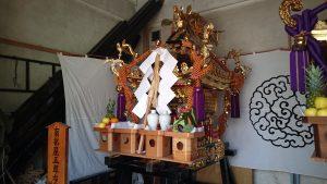 今戸熱田神社 吉野町会神輿