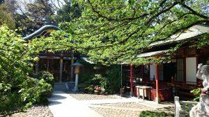 武蔵野稲荷神社 拝殿・祭儀殿