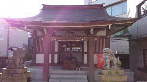 大國神社 拝殿