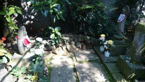 武蔵野稲荷神社 石地蔵