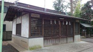 伊豆美神社 神輿庫