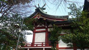 勝利八幡神社 本殿