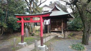伊豆美神社 福徳稲荷神社・諏訪神社