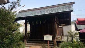 勝利八幡神社 天祖神社