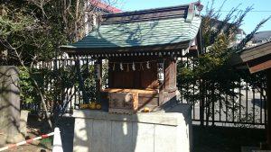 白髭神社(東向島) 水神社・三峯社