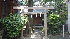 月見岡八幡神社 天祖神社
