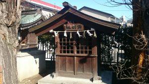 白髭神社(東向島) 諏訪社
