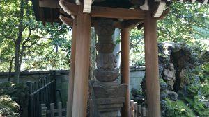 月見岡八幡神社 庚申塔