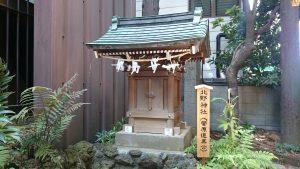 月見岡八幡神社 北野神社