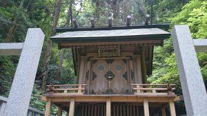 御岩神社 賀毘礼(かびれ)神宮 (2)