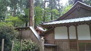 御岩神社 斎神社 (2)
