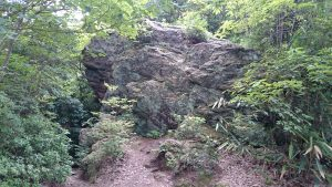 御岩神社 山頂 (1)