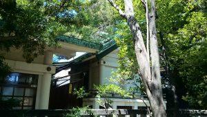 駒込天祖神社 本殿