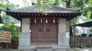 調神社 金毘羅神社