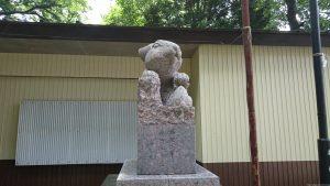 調神社 神使兎 (1)