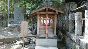 葛谷御霊神社 厳島神社 (2)