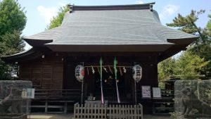 中井御霊神社