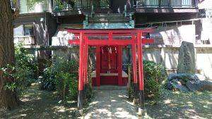 駒込天祖神社 鎮火稲荷神社 (2)