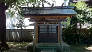 駒込天祖神社 戸隠熱田神社・須賀神社・榊神社 (1)