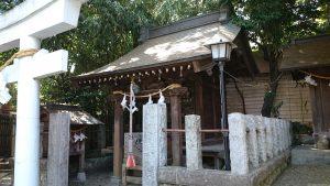 葛谷御霊神社 五社合祀殿