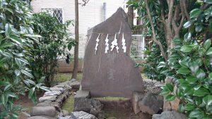 徳丸北野神社 水神社