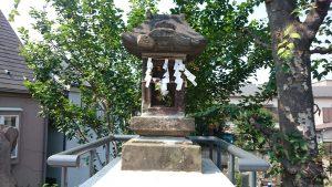 北町浅間神社 奥宮