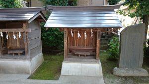 徳丸北野神社 天祖神社・石上神社