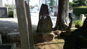 四葉稲荷神社 水神宮