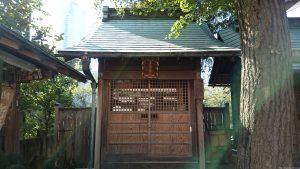 浪除稲荷神社