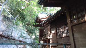 正八幡神社 本殿