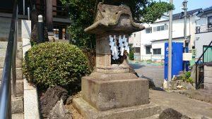 北町浅間神社 神明社