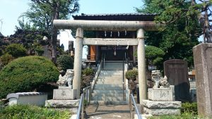 北町浅間神社 天祖神社