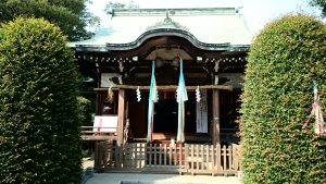 徳丸北野神社