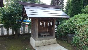 徳丸北野神社 祖霊社