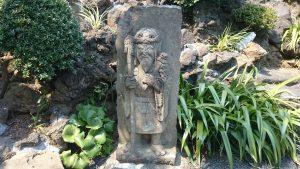 北町浅間神社 教祖像