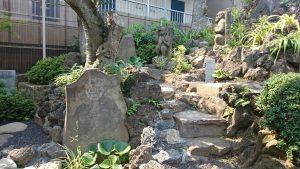 北町浅間神社 猿像