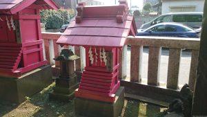 四葉稲荷神社 須賀神社