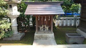 徳丸北野神社 稲荷神社
